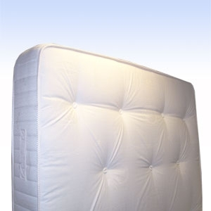 "Edinburgh orthopeadic 4ft 6"" double mattress"