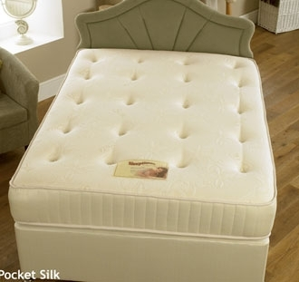 Divine orthopeadic 3ft single divan set