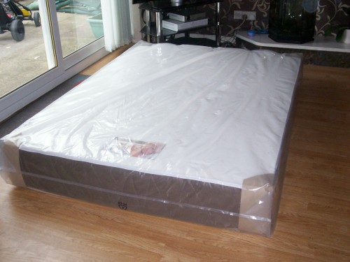 Memorey collection 4ft6 double matress