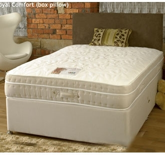 Royal comfort 1500 pocket springs 4ft6 double mattress
