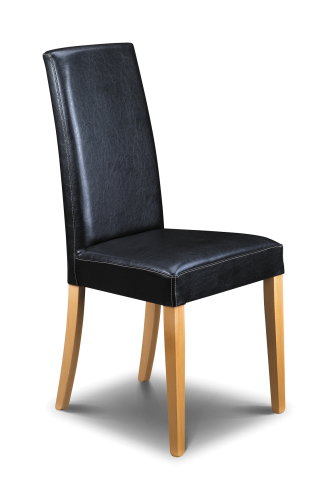 Athena Chair-Natural beech legs