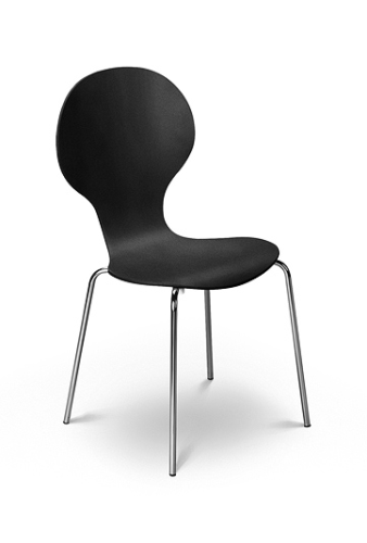 Keeler Chair- Black