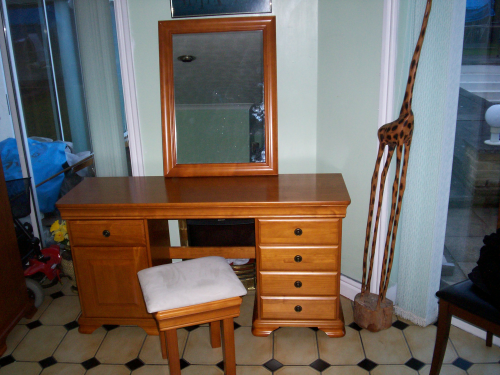 Fontaindau dressing table set